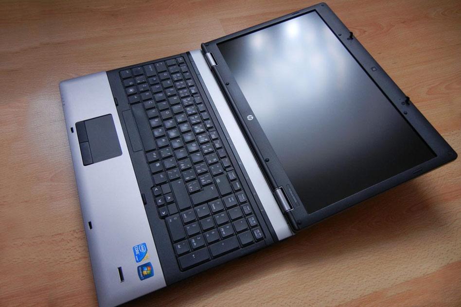 висок клас лаптоп ProBook 6550b от HP