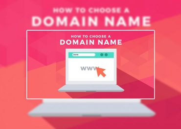 Избор на домейн за сайт