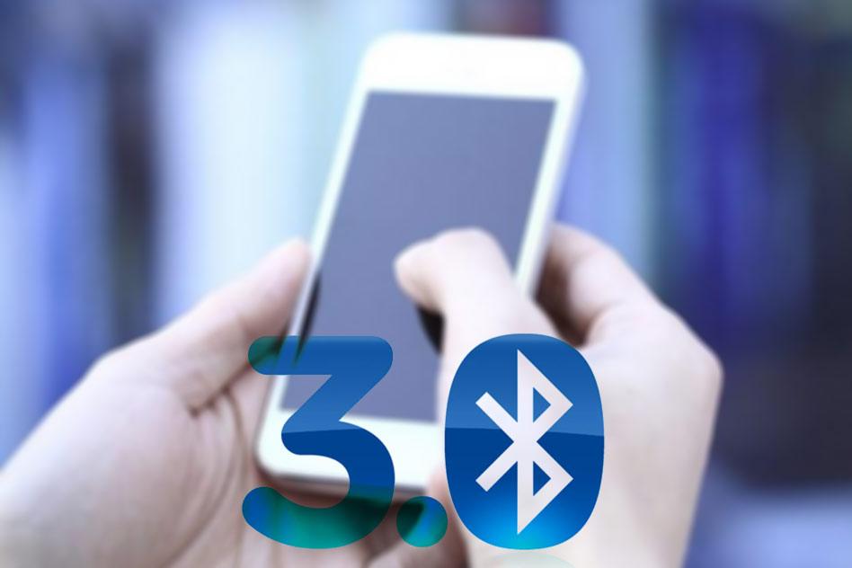 Какво представлява Bluetooth 3.0